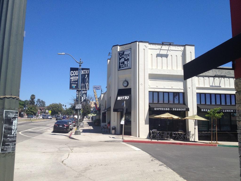 IMG_3642 - California €  Jojo Kahanding's Blog - Coffee Table Eagle Rock IDI Design